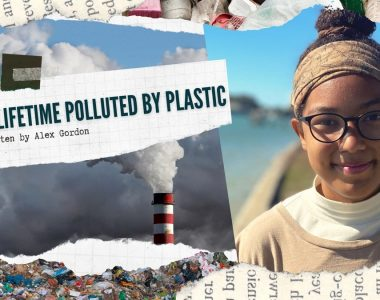 A Lifetime Polluted by Plastic