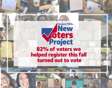 New data shows local organizing drove historic 2020 youth voter turnout